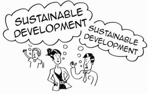 Was haben wir mit Nachhaltigkeit zu tun?
